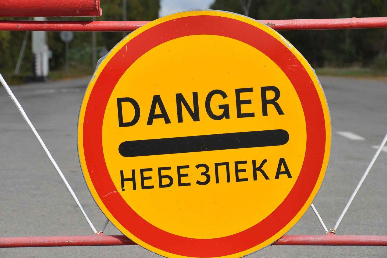 Tshernobyl ja Pripyat - taatusti säteilevänä takaisin