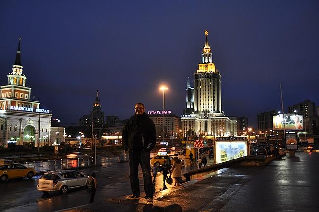 Jos et tiedä missä olet menossa, niin etsi yksi Stalinin uruista ja suunnista sen mukaan eteenpäin