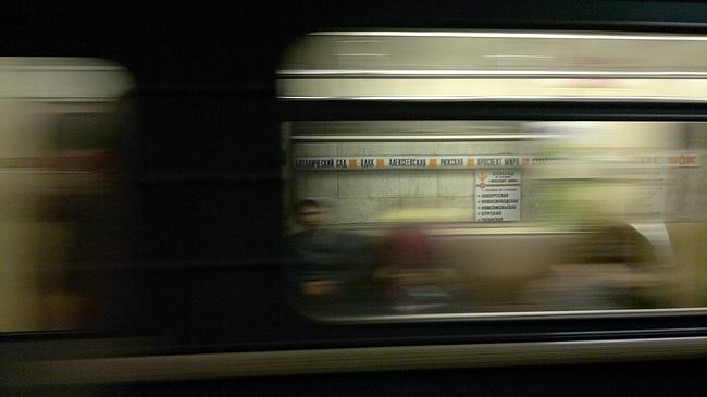 Kuvauskiellosta johtuen kuvien ottaminen sujui yhtä nopeasti kuin metrolla matkustaminen.