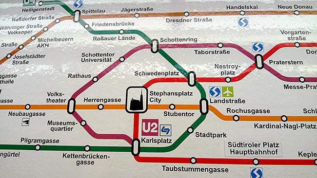 Wienin metro