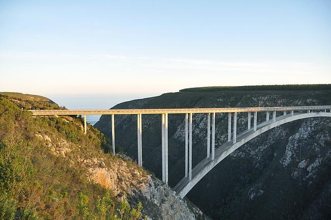 The Bloukrans Bridge