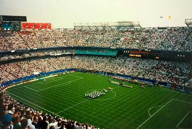 Meksiko vs. Bulgaria, Giants Stadium, 5.7.1994