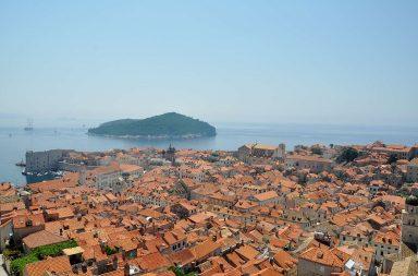 Dubrovnik ja Kroatia vei sydämen.