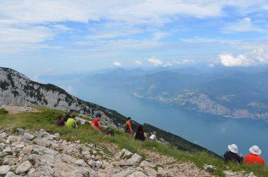 Monte Baldo - Gardajärvi
