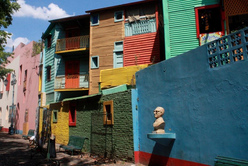 Buenos Aires copyright Tuntemattomaan ja takaisin -blogi