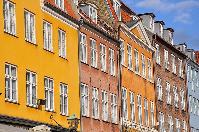 Kööpenhamina ja Nyhavn on tarinoita täynnä.