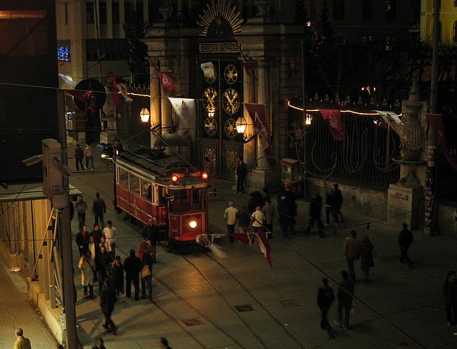 Istanbul - yksi maailman kiehtovimmista kaupungeista.