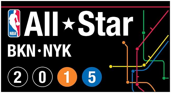 NBA All Stars 2015 tapahtuma pidettiin sekä Barclays Centerissä että Madison Square Gardenissa copyright NBA.com