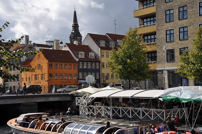 Carlsberg näkyy Kööpenhaminan katukuvassa.