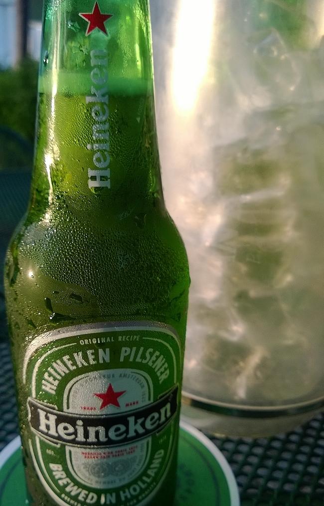 Minkä juoman sinä haluaisit nauttia omassa ympäristössään?