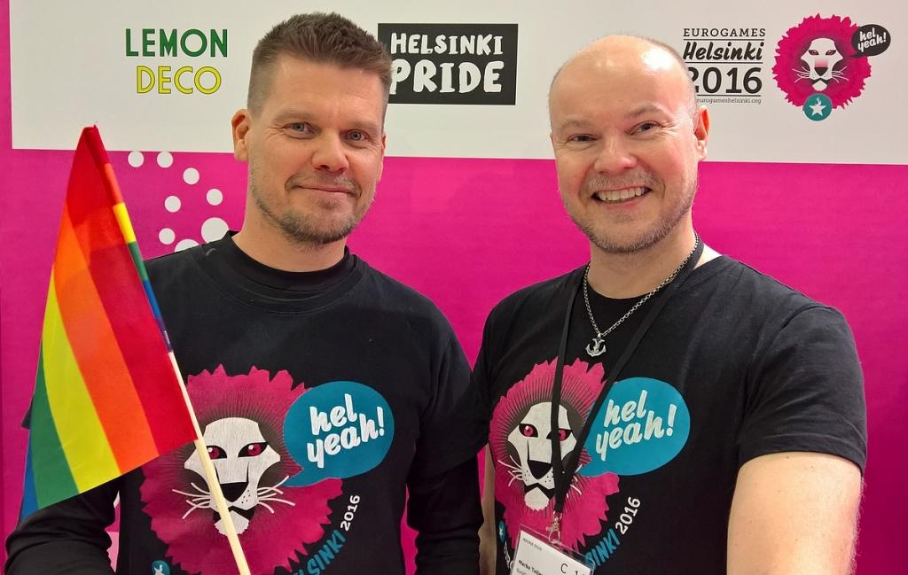 EuroGames Helsinki 2016