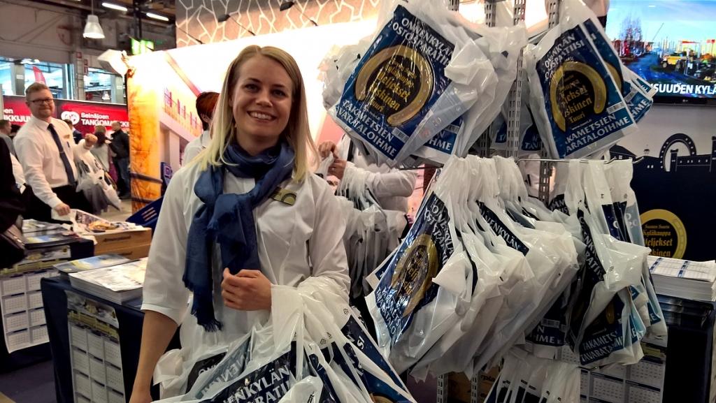 Veljekset Keskisen Tuurin kyläkauppa - Suomen suosituimpia nähtävyyksiä.