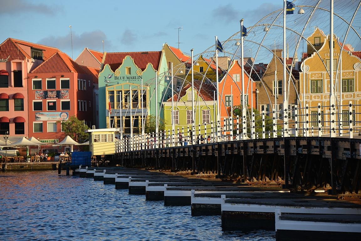 Willemstad - Värikästä ja ajan saatossa kulunutta
