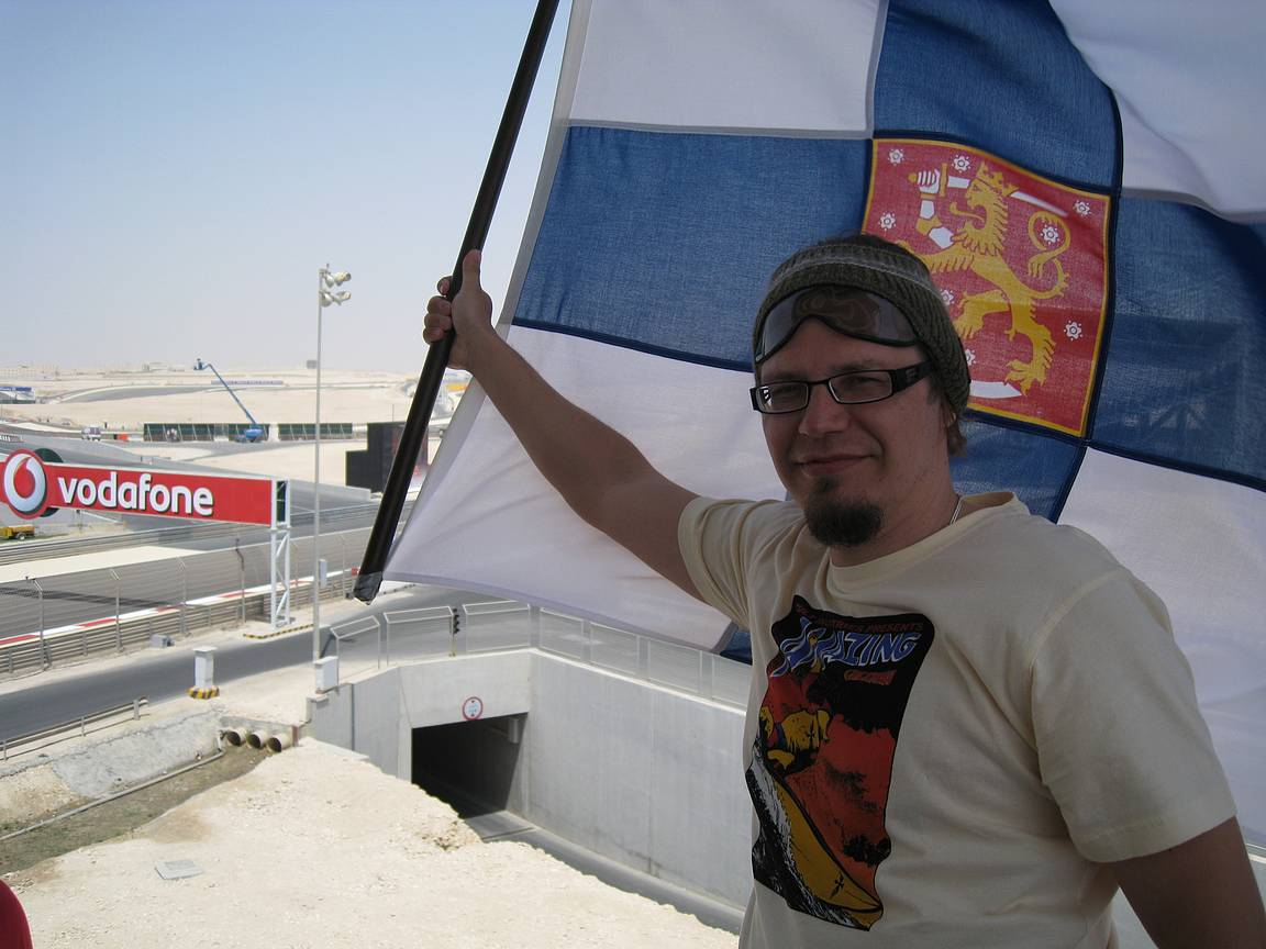 Kotimaani ompi Suomi!