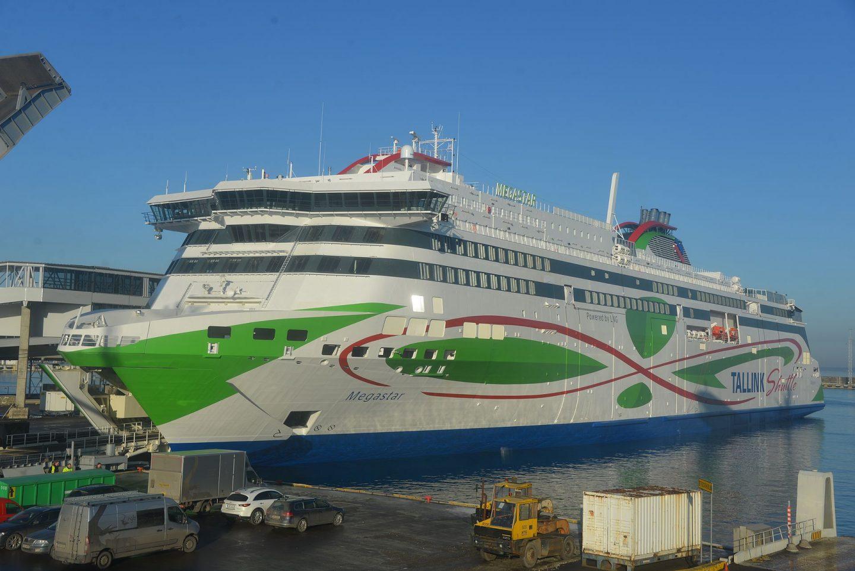 Tallink Megastar on Itämeren tähti
