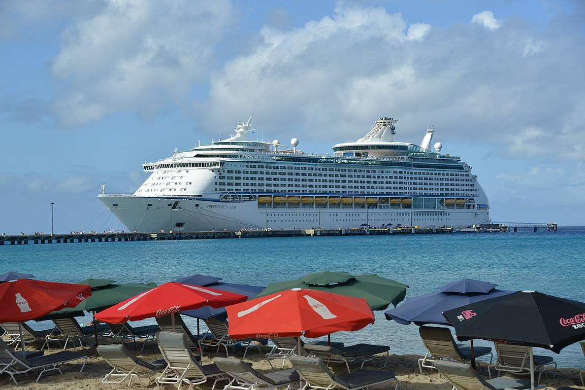 Adventure of the Seas St. Croixilla.