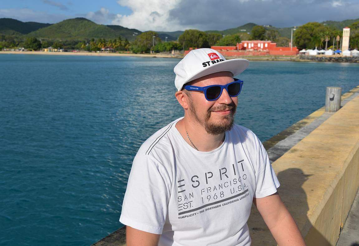 Kaiken kaikkiaan mukava vierailu ja saarikierros St. Croixilla on takana päin.