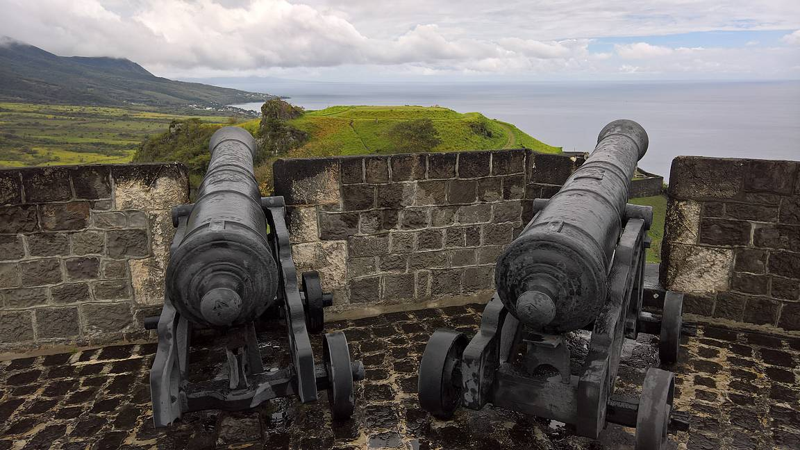 St. Kitts ja Nevis - Karibian pienin valtio