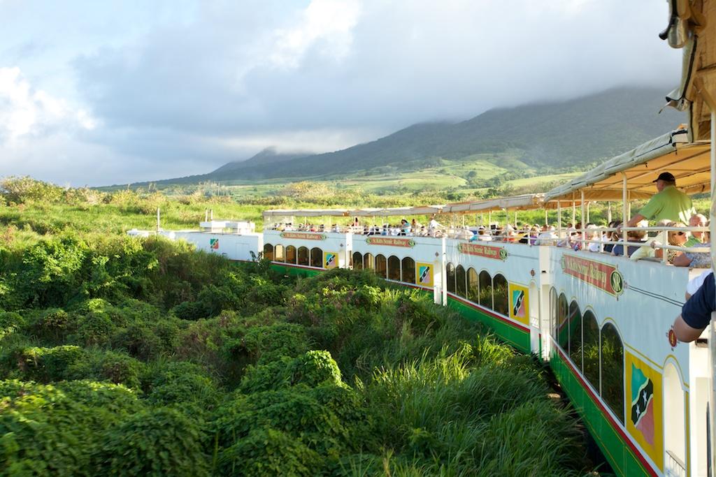 Scenic Railway copyright St. Kitts Scenic Railway.