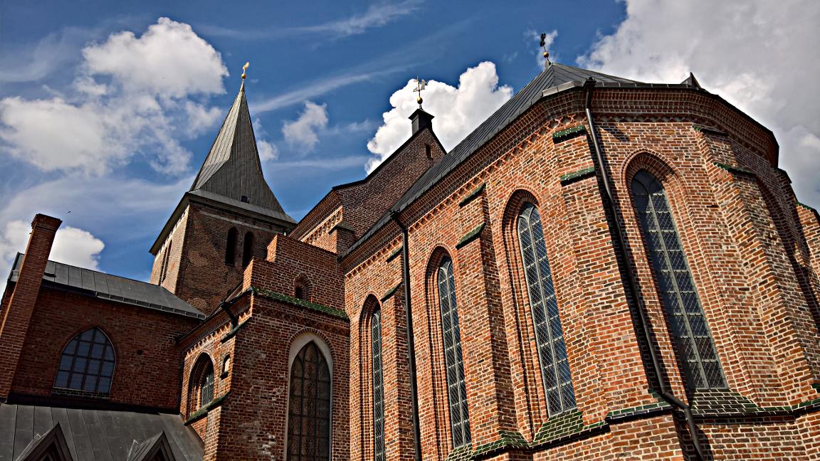 Johanneksen kirkon tornissa kannattaa vierailla.