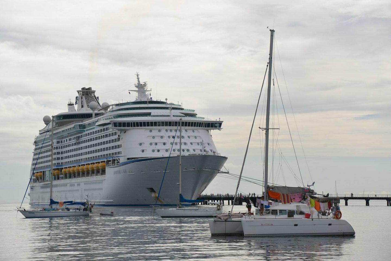 Kokemuksia Karibian risteilyltä - Adventure of the Seas