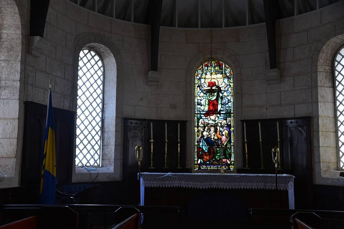 St. James Parish Church, Holetown.