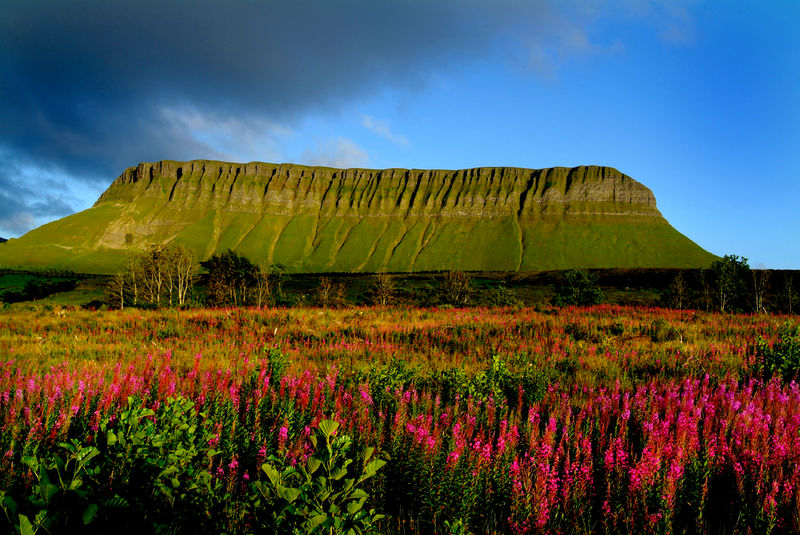 Benbulben, Sligo copyright Tourism Ireland