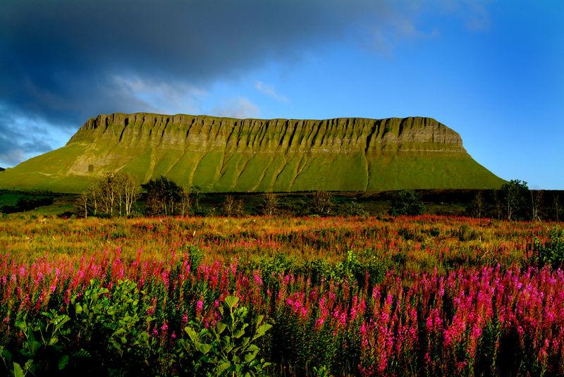 Benbulben, Sligo copyright Tourism Ireland