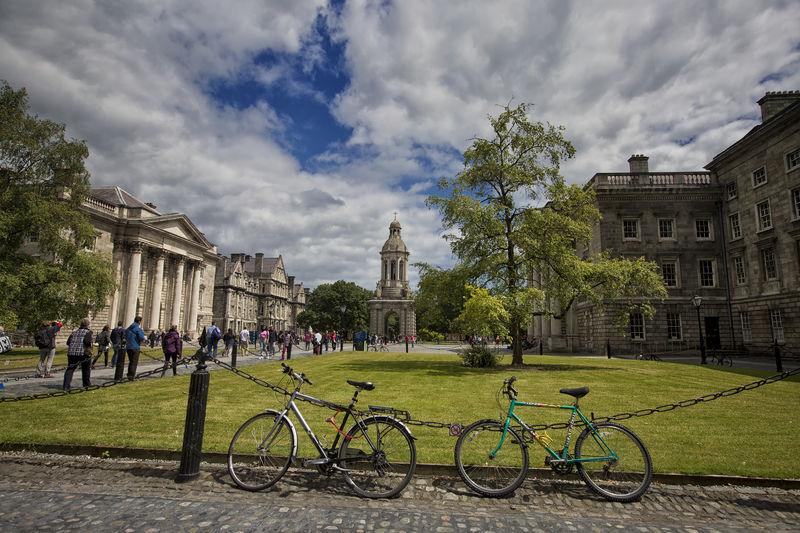 Dublin Trinity Collage copyright Tourism Ireland