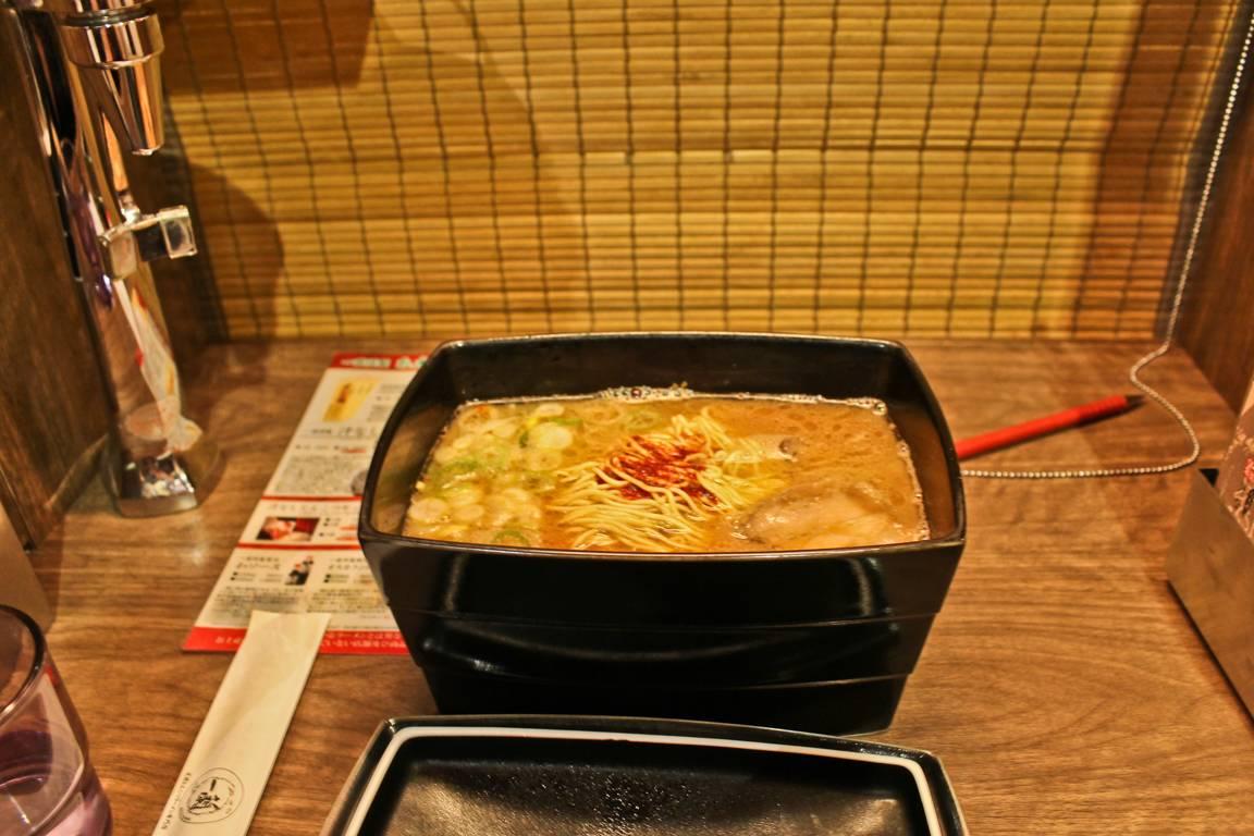 Tonkotsu Raamen copyright Lotta Watia.