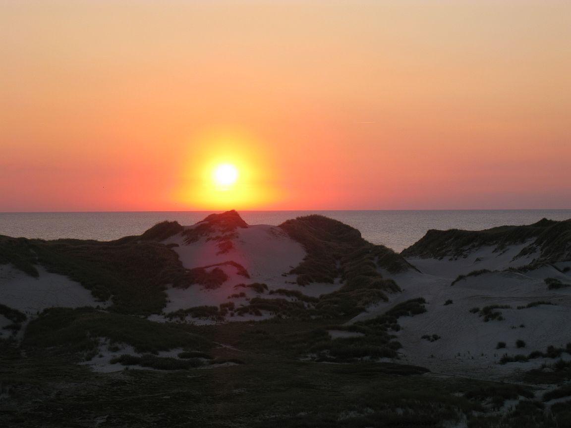 Yksi upeimmista näkemistäni auringonlaskuista.