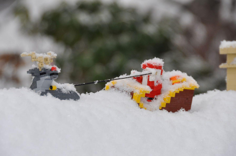 Legolandin joulu