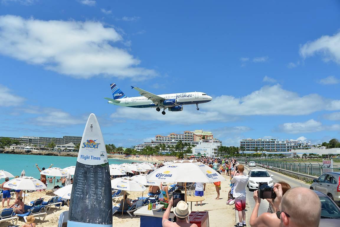 Jet Blue.