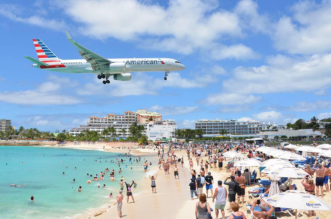 Eipä silti, kyllä Maho Beach on St. Maartenin ykkösnähtävyys.