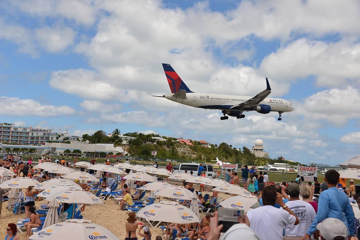 Delta Air Lines.