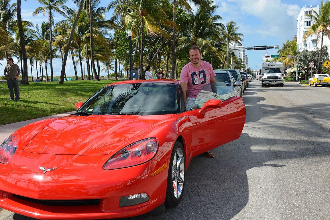 Autonvuokraus on paras tapa nähdä Miamia ja lähiympäristöä.