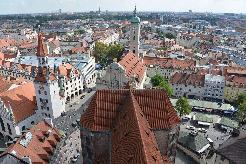 10 syytä matkustaa Müncheniin