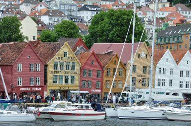 Viisi syytä lähteä Norjaan