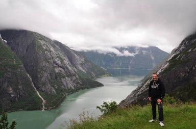 Norjaan patikoimaan kuvien perusteella