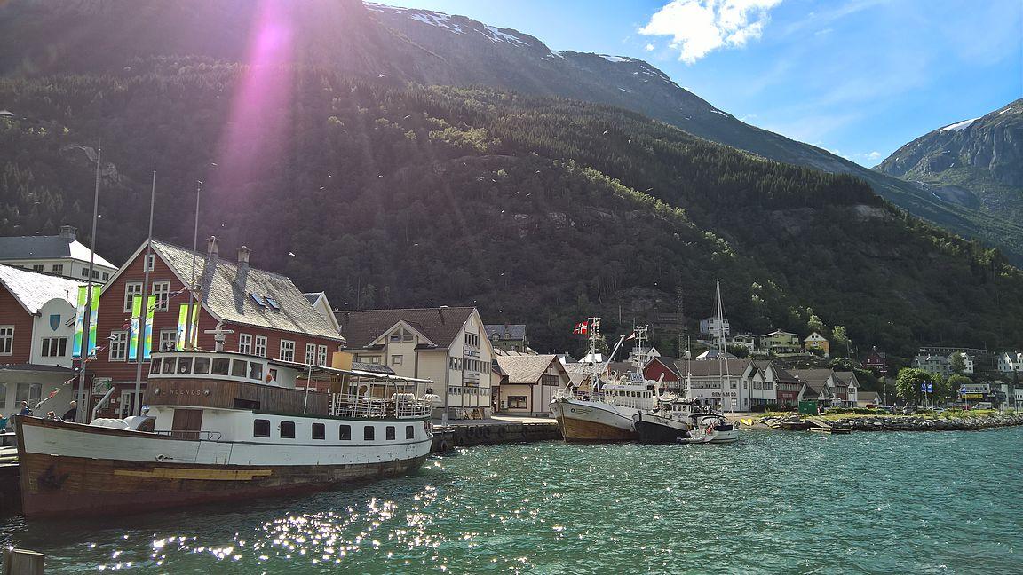 Pieni Oddan kaupunki on houkutellut matkailijoita jo yli sata vuotta.