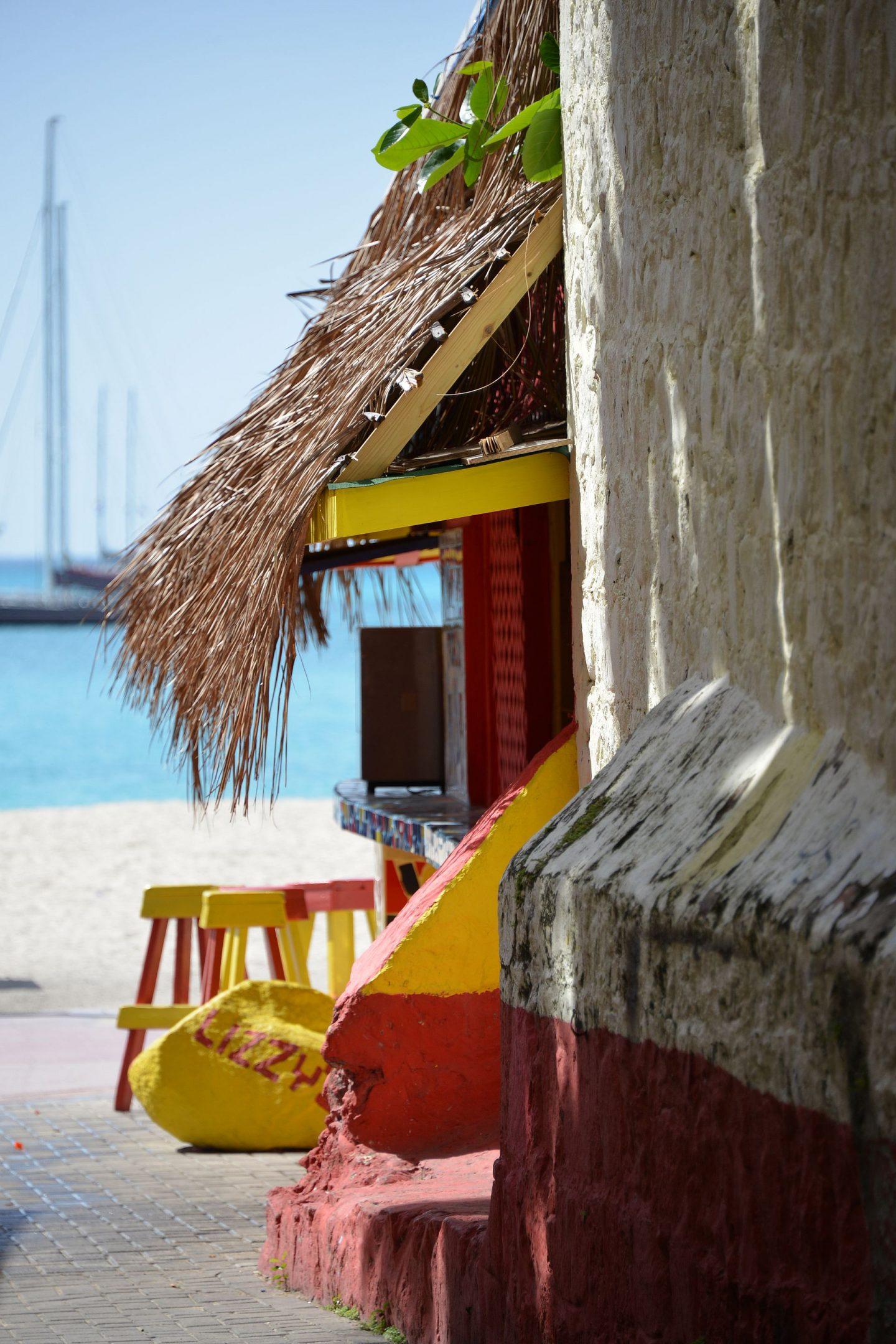 Lempikaupunkini Karibialla: Philipsburg - St. Maarten