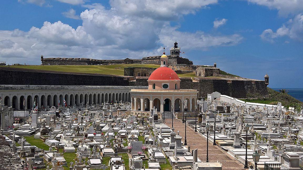 San Juanin vanha kaupunki on yksi Karibian upeimmista ellei jopa upein kaupunki.