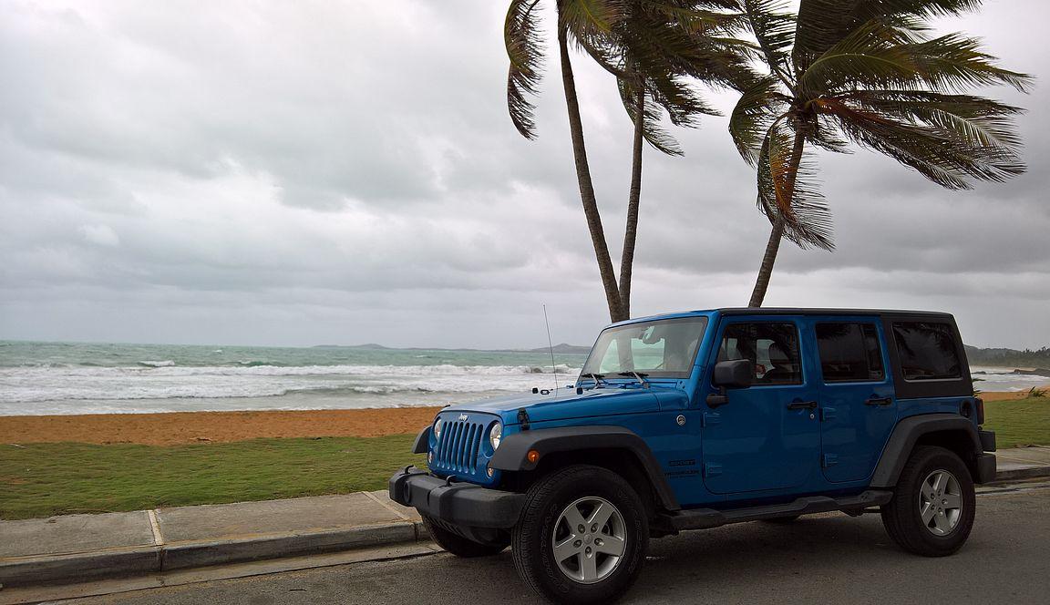 Vuokra-autolla Puerto Ricoon tutustuminen onnistuu parhaiten.