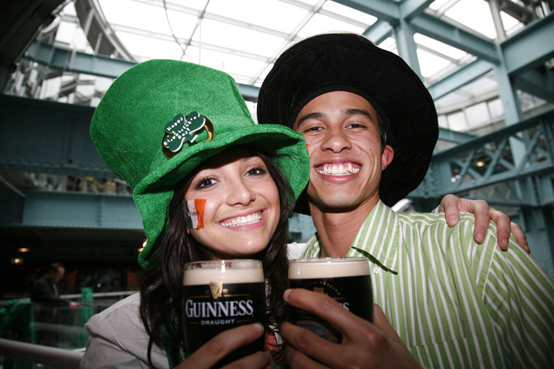St. Patrick's Day copyright Tourism Ireland