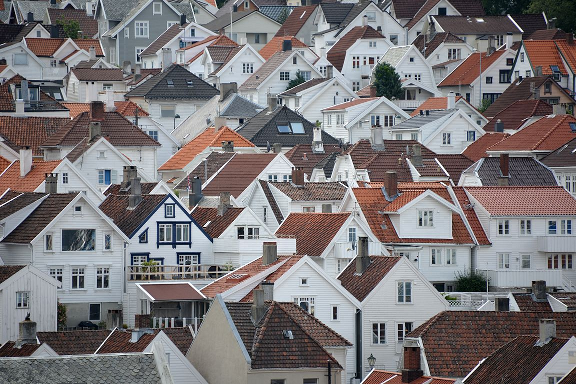 Gamla Stavanger.