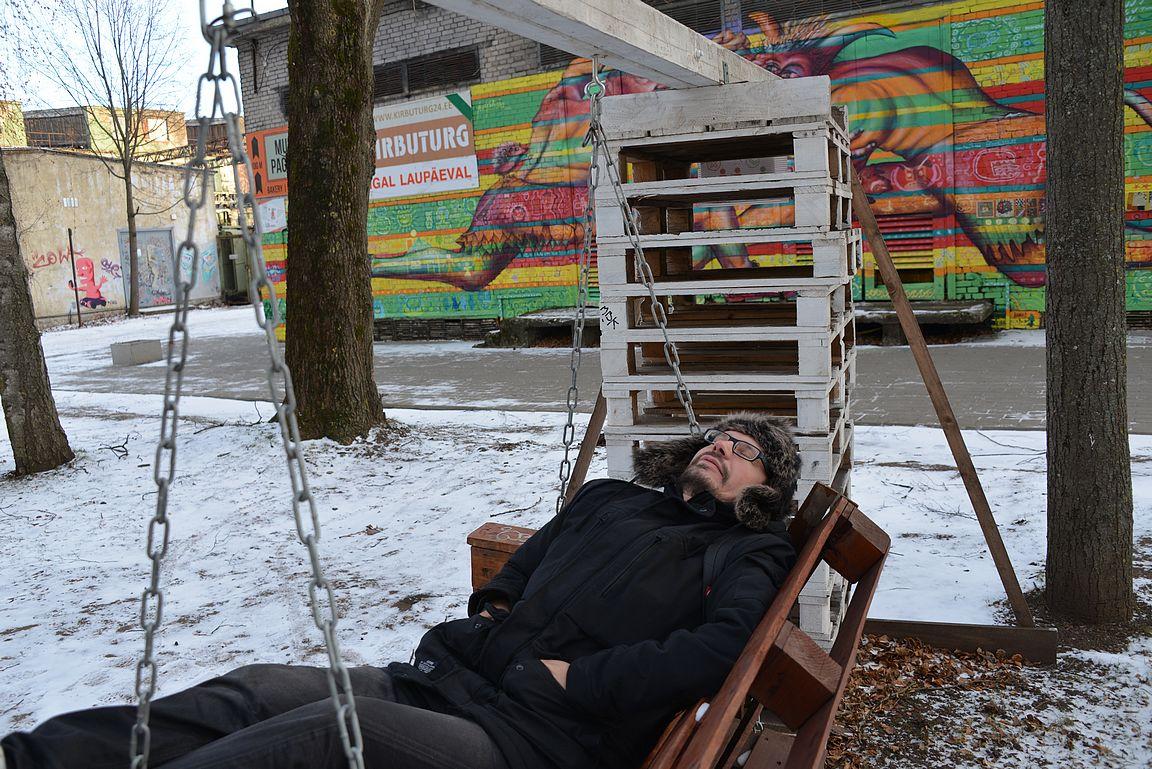 """Telliskivi on erinomainen valinta """"oluenmakuisiin unelmareissuihin"""". Tallinasta tulossa postausta lähiaikoina, kun tässä on ensiksi hetki levätty."""
