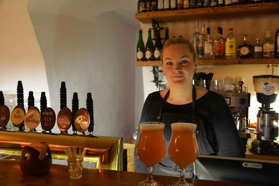 Põrgu on monen oluenystävän suosikkiravintola Tallinnassa.