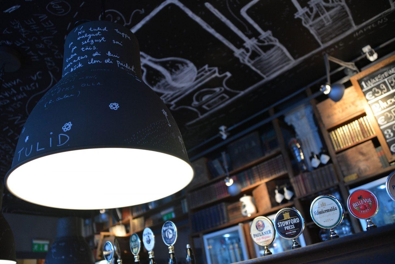 Tallinnan parhaat olutravintolat + vinkki drinkkien ystäville