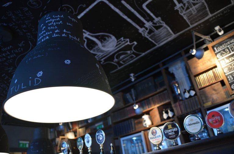 Tallinnan parhaat olutravintolat