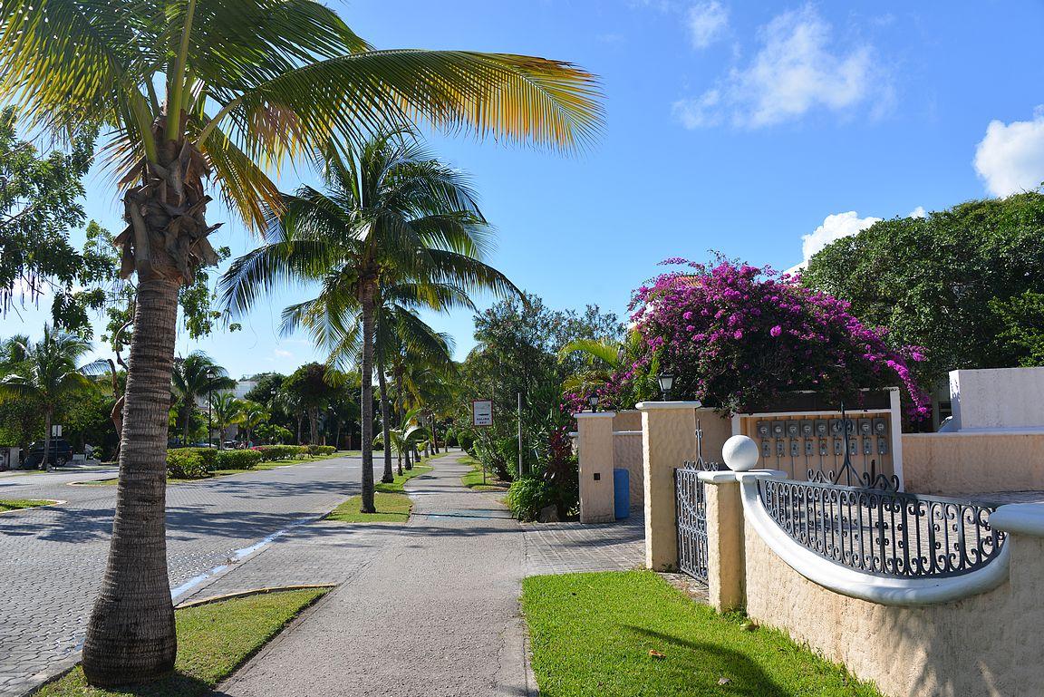 Playacarin alue on oma suosikkini Jukatanin niemimaalla majoituskohteena.